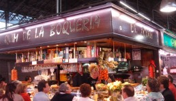 food market barcelona