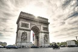 history of paris