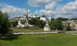 travel around russia