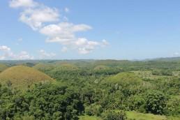 bohol choc hills
