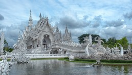 thailand white temple