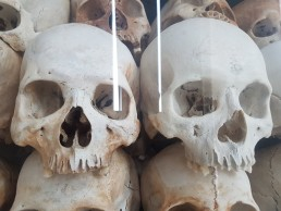 Killing fields of Cambodia